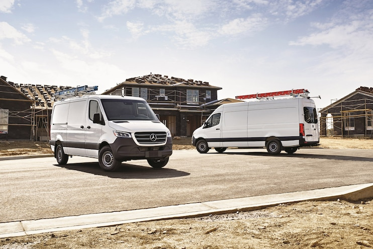 First Drive: U.S.-Spec 2019 Mercedes-Benz Sprinter