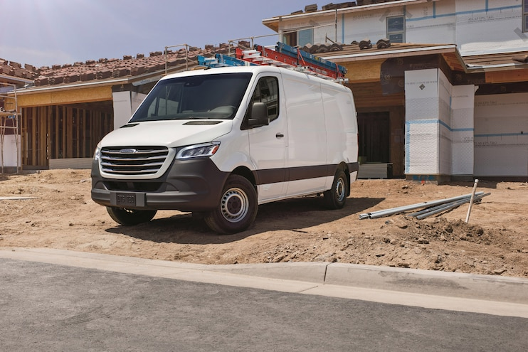 2019 Mercedes Benz Sprinter First Drive