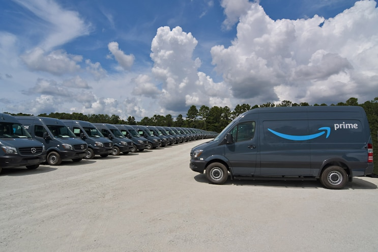 2019 Mercedes Benz Sprinter First Drive Amazon Prime