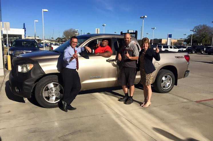 2007 Toyota Tundra Million Mile Victor Sheppard