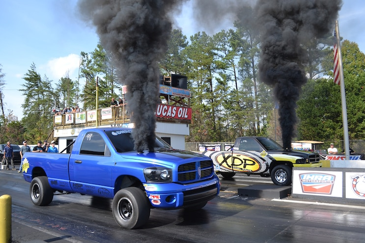 Rudy's Diesel and Offroad's 2015 Fall Truck Jam