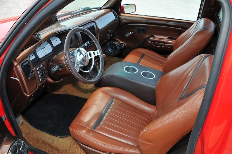 2002 Toyota Tacoma 4ChunTaco Interior