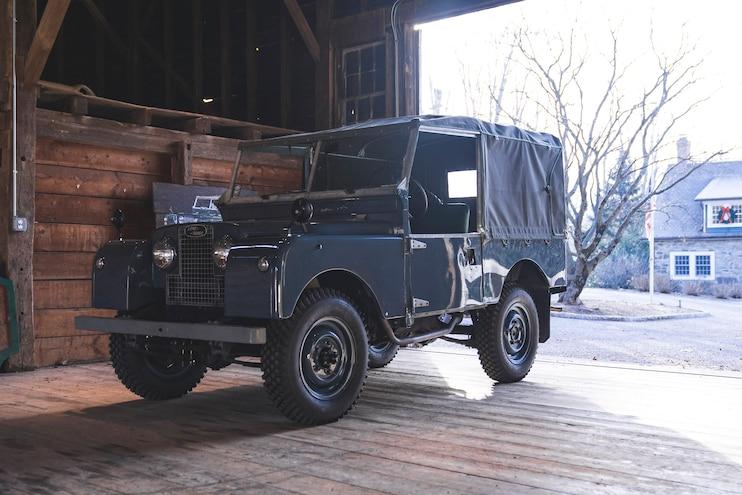 Truck Trend Legends Land Rover Defender