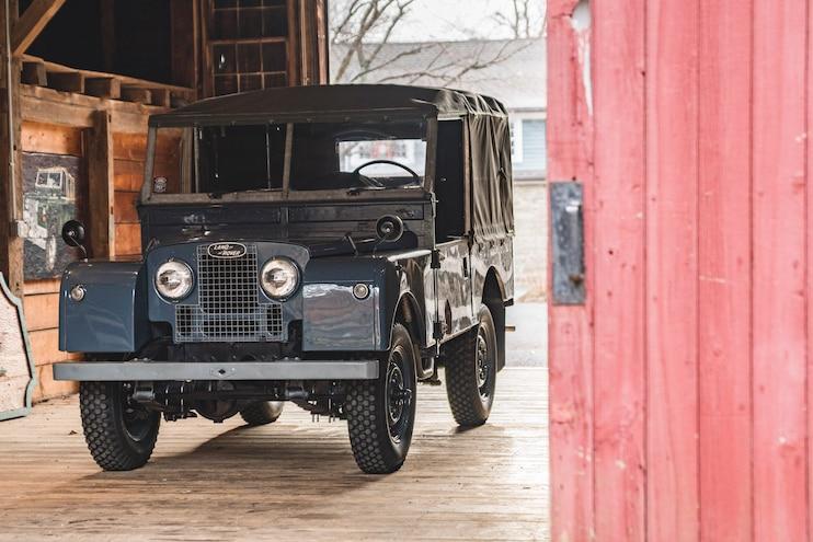 Truck Trend Legends: Land Rover Defender