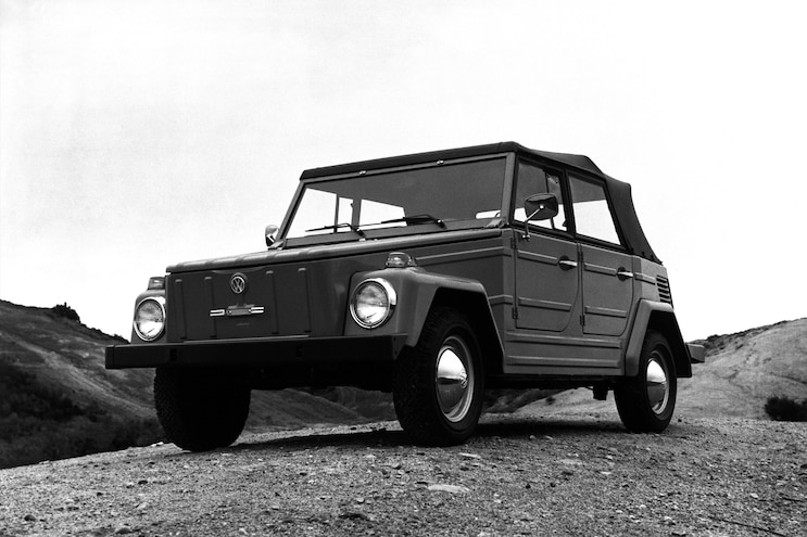 Truck Trend Legends: VW Thing