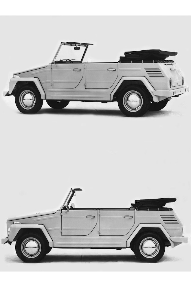 Truck Trend Legends VW Thing