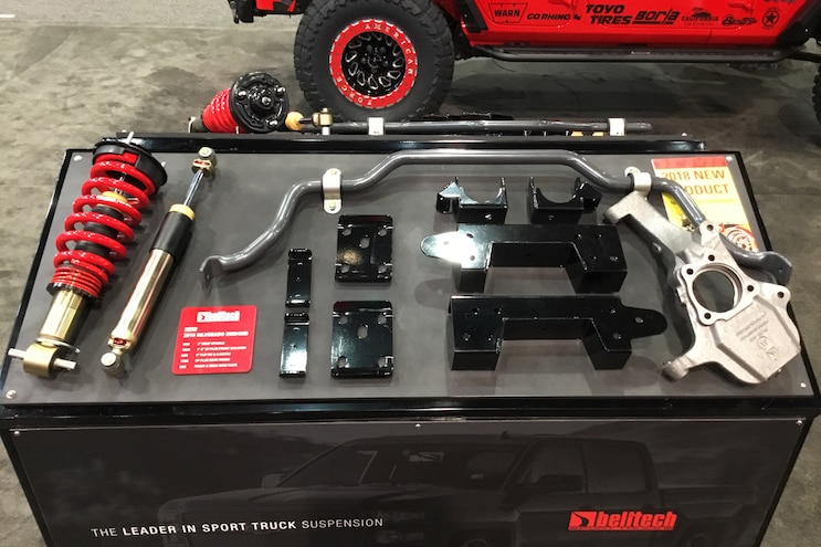 SEMA 2018 Top 25 Best New Truck Products