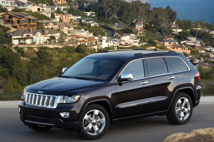 Pre-Owned: 2011 to 2016 Jeep Grand Cherokee