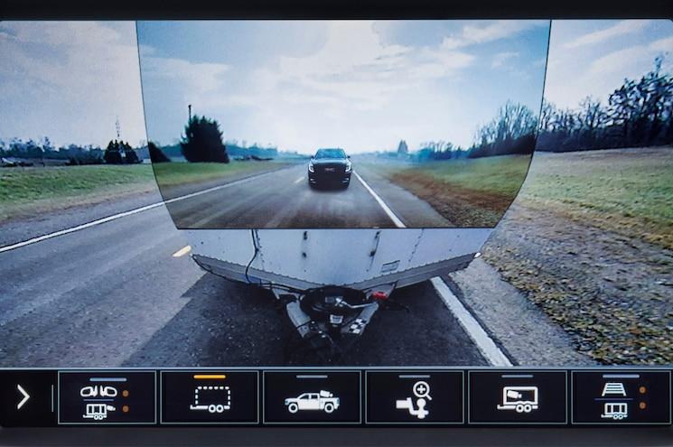 2020 Gmc Sierra Hd Cameras Invisible Trailer