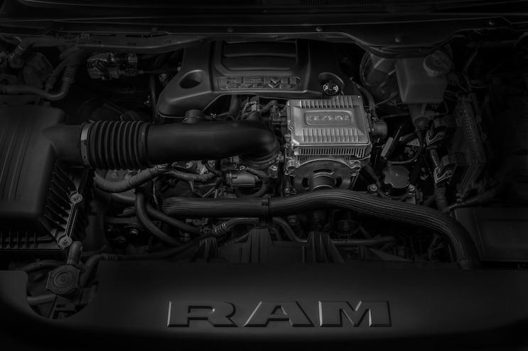 First Drive 2019 Ram 1500 ETorque Mild Hybrid Engine
