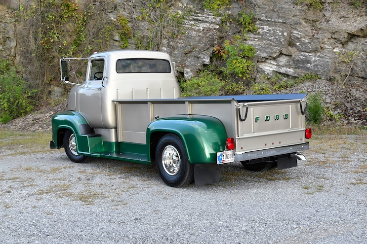 Ford Coe 16