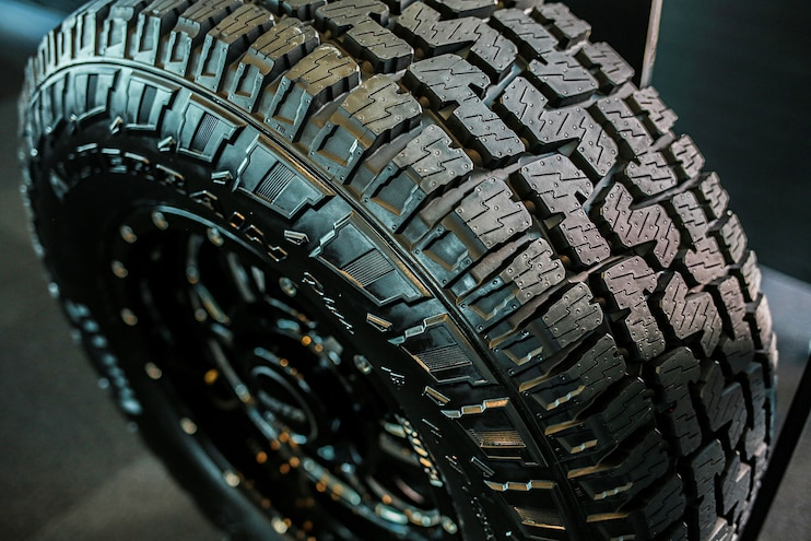 Pirelli All Terrain Plus Tire Review Tread