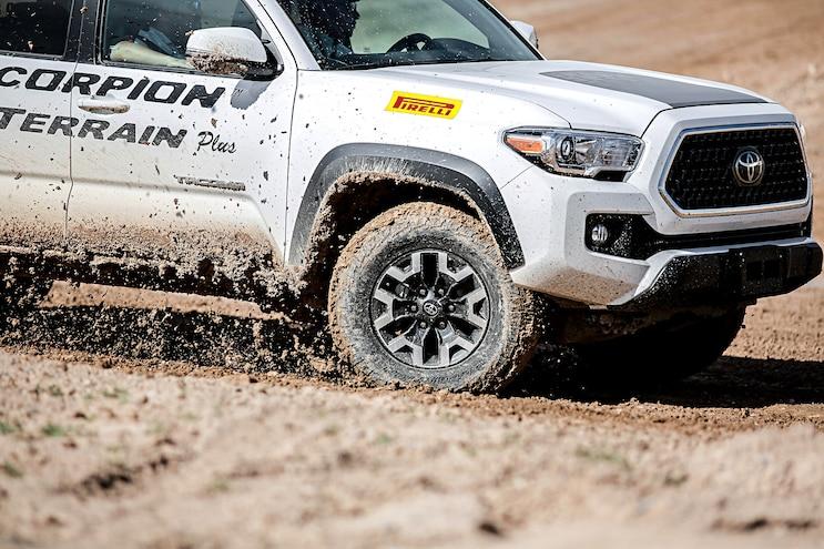 Pirelli All Terrain Plus Tire Review Off Road