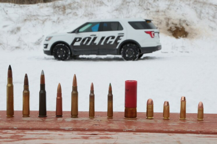 VIDEO: Explorer-Based Ford Police Interceptor to Offer Type IV Ballistic Protection