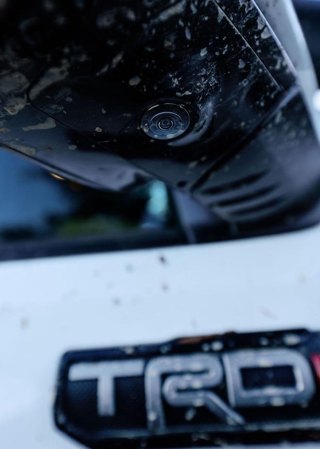 2020 Toyota Tacoma Trd Pro Exterior Camera System