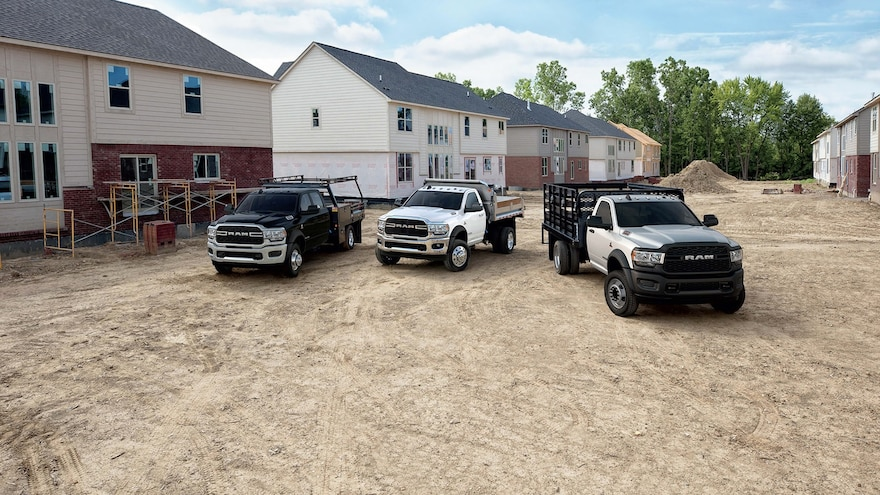 2019 Ram Chassis Cab