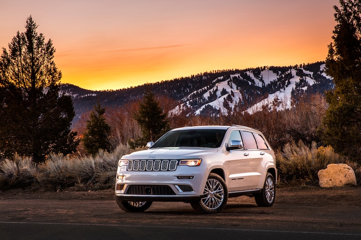 Jeep Refines Grand Cherokee Summit for 2017