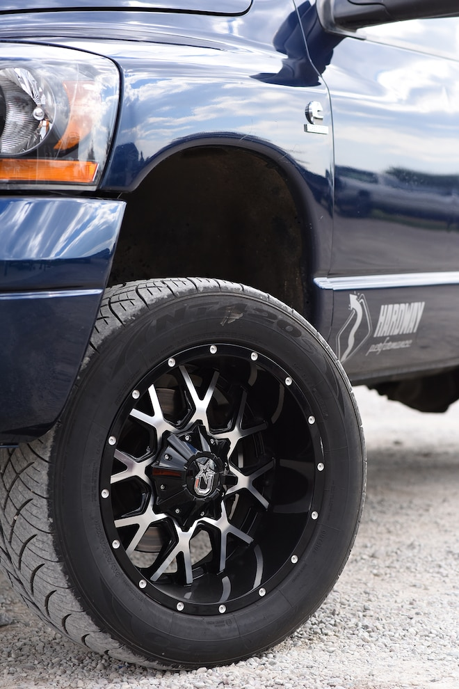 009 2006 Dodge Ram Wheels