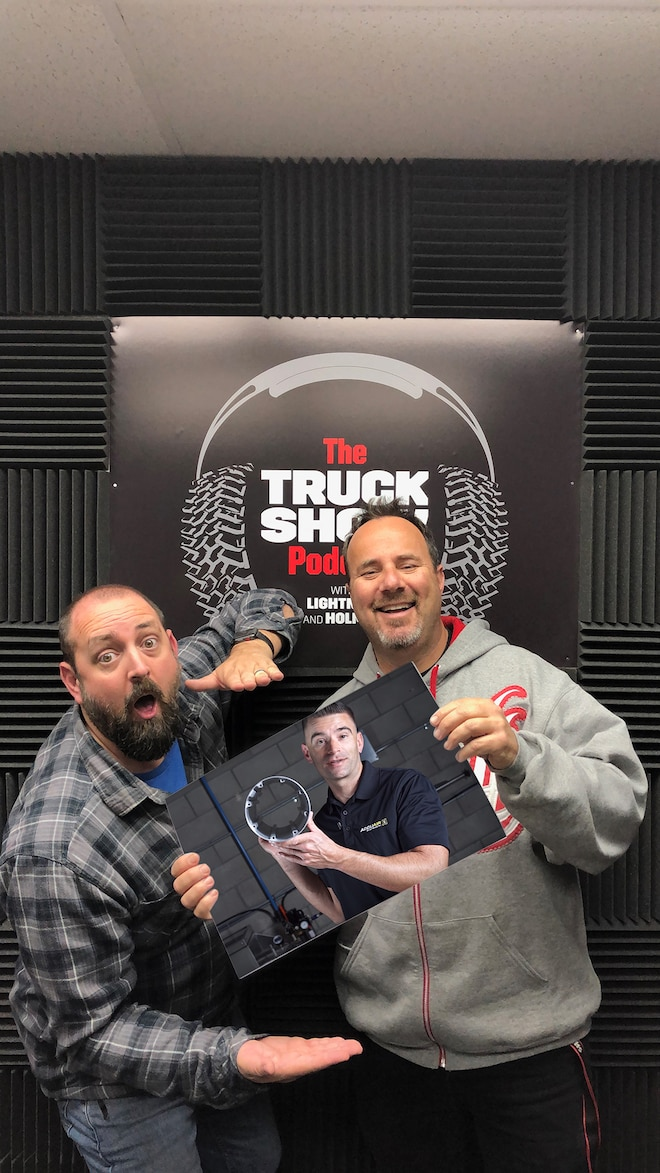 Truck Show Podcast Episode 54 Reno AccuAir IG Story