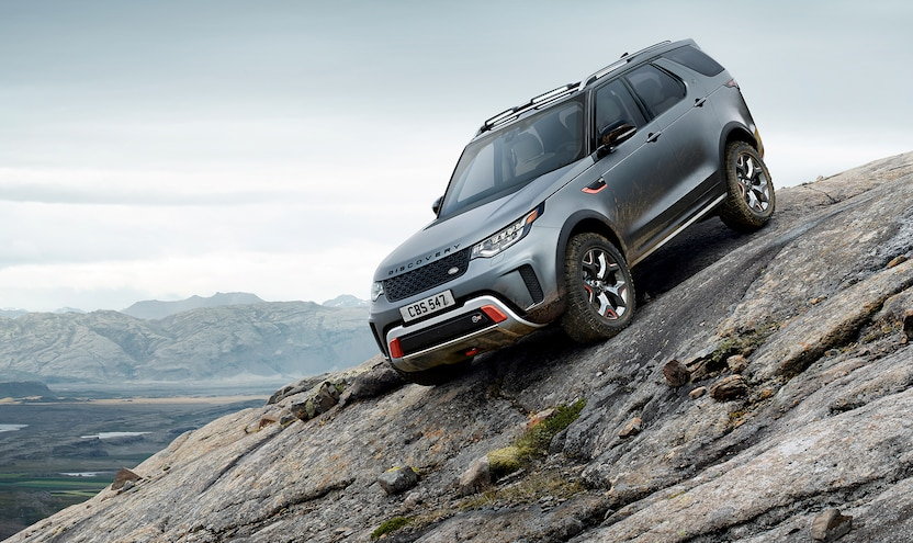 Land Rover Cancels Discovery SVX