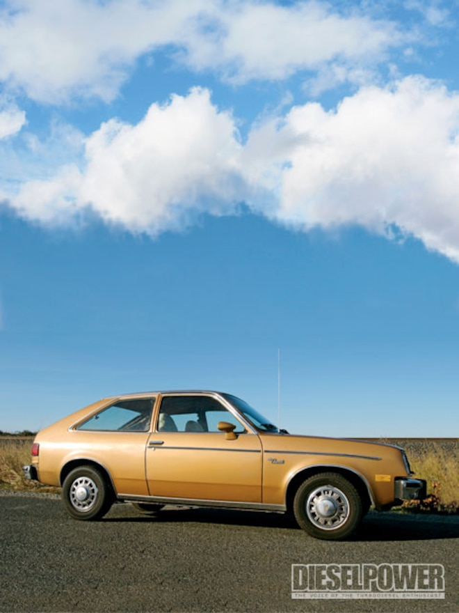 1982 chevy chevette right side angle  view photo gallery | 10 photos