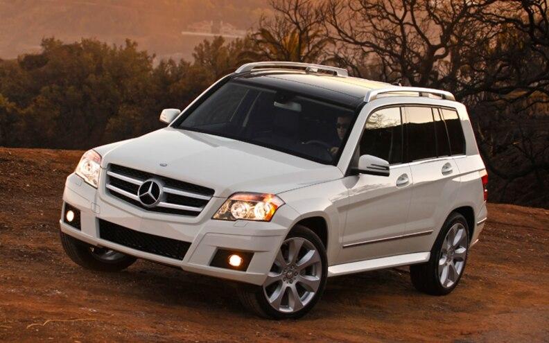 First Test: 2010 Mercedes-Benz GLK350 4Matic