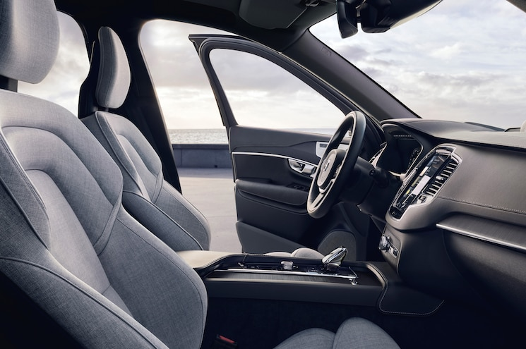 2020 Volvo Xc90 Inscription Interior Wool Upholstery