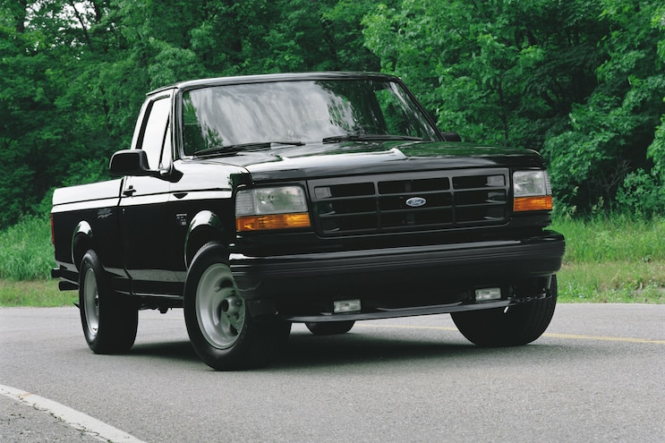 1993 Ford F 150 Lightning Pickup Truck