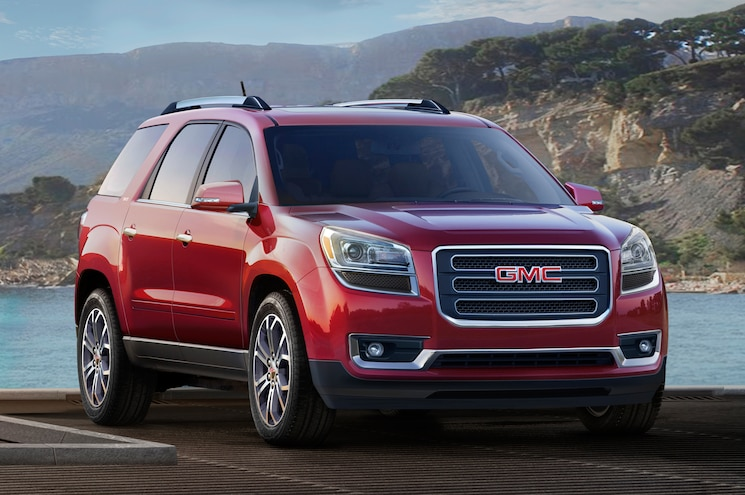 General Motors to Offer Buyers of 2016 Fullsize Crossovers Compensation Package