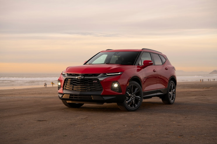 First Drive 2019 Chevy Blazer RS