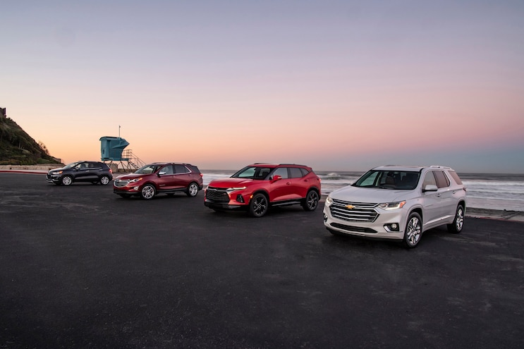 First Drive: 2019 Chevy Blazer
