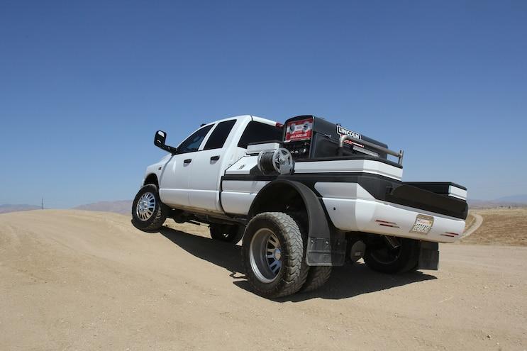 001 2008 Dodge Ram Welding Truck