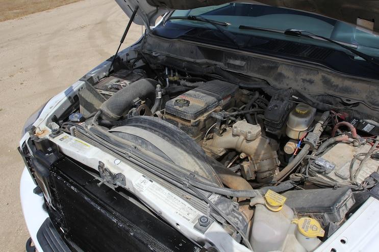 003 2008 Dodge Ram Welding Truck