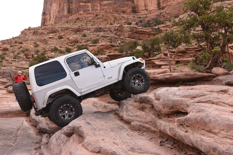 020 2016 Moab Easter Jeep Safari Moab Rim Trail