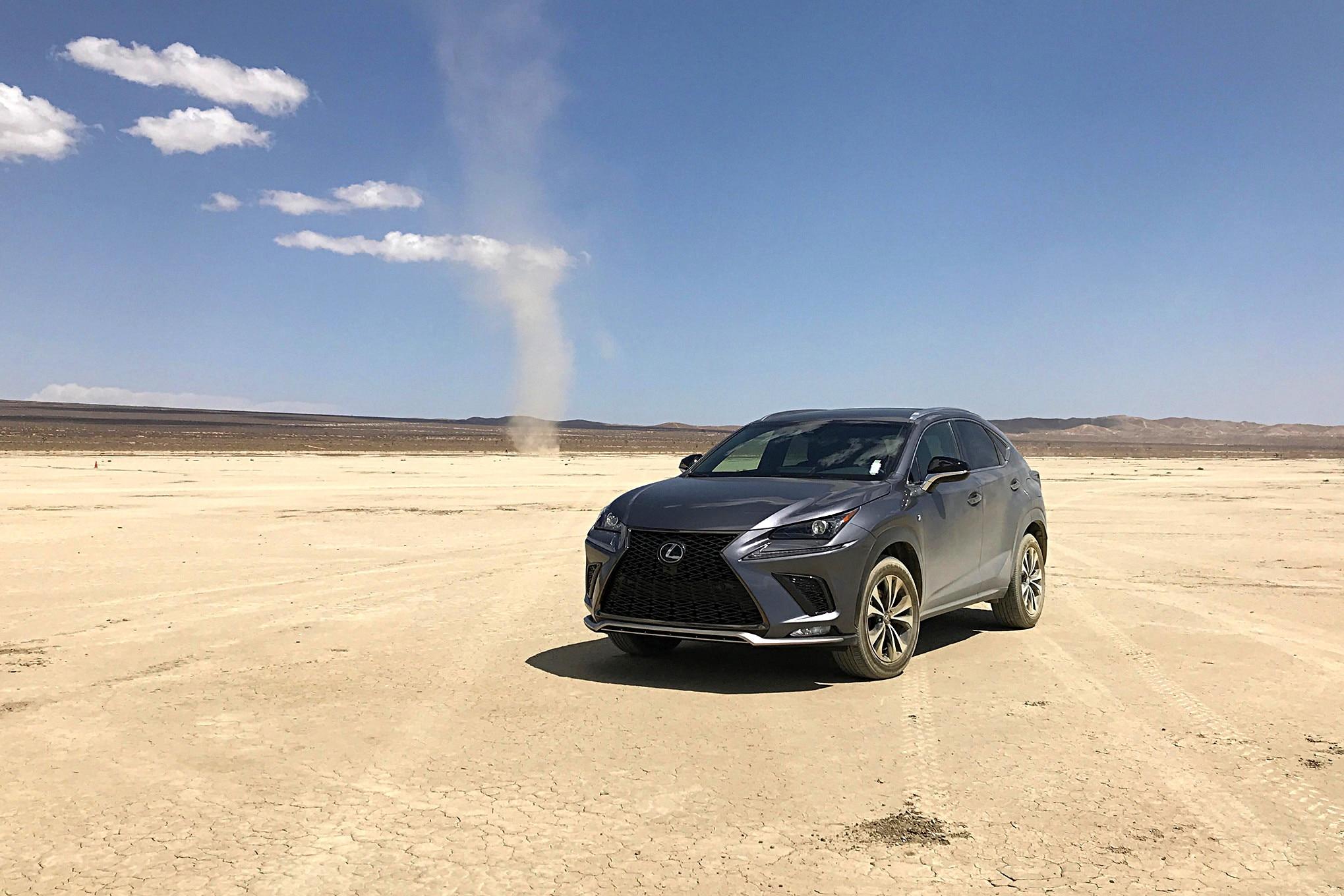 Daily Driven: 2018 Lexus NX 300