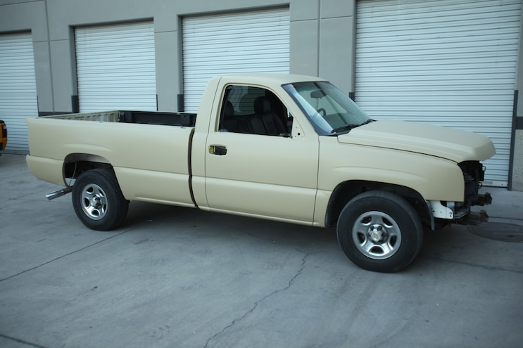2003 Chevy Silverado- Project Over/Under: Part Six