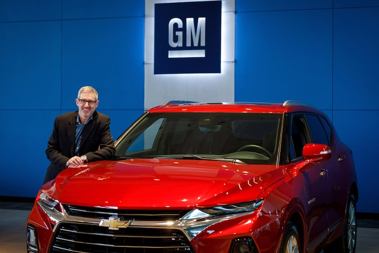 Interview: Rick Spina, GM Executive Chief Engineer, Crossovers and SUVs