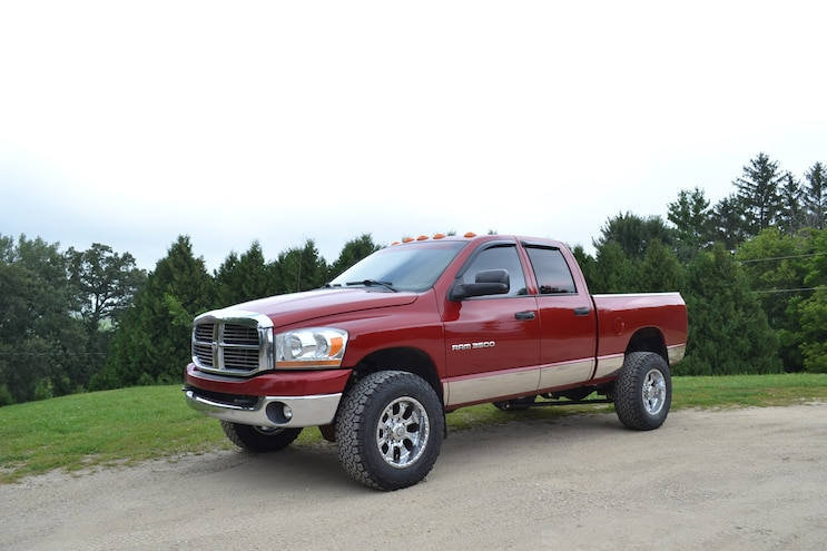 Sleeper Time: 2006 Dodge Ram 3500