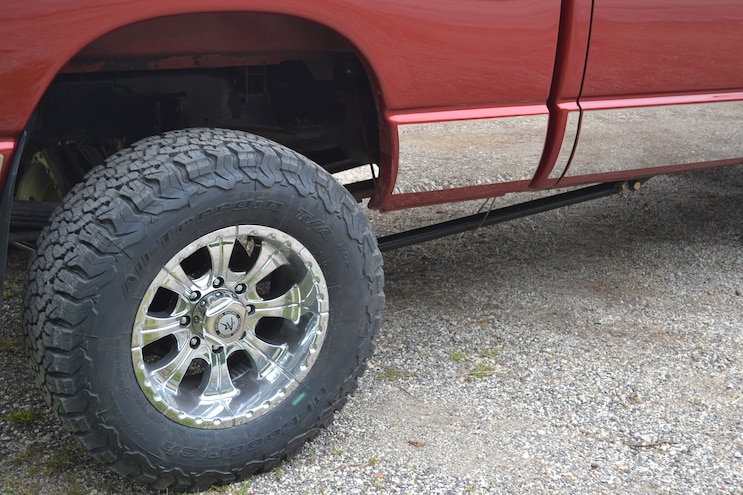 014 2006 Dodge Ram 3500 Sleeper Time Traction Bars
