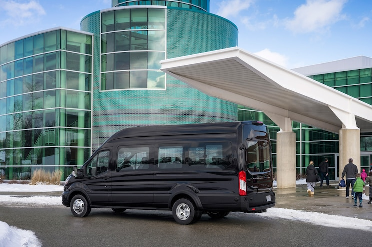 ford updates transit van and wagon for 2020 truck trend