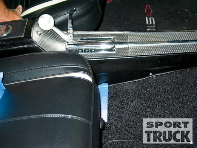 Hurst's Quarter Stick Shifter - Console and Floor Shifter