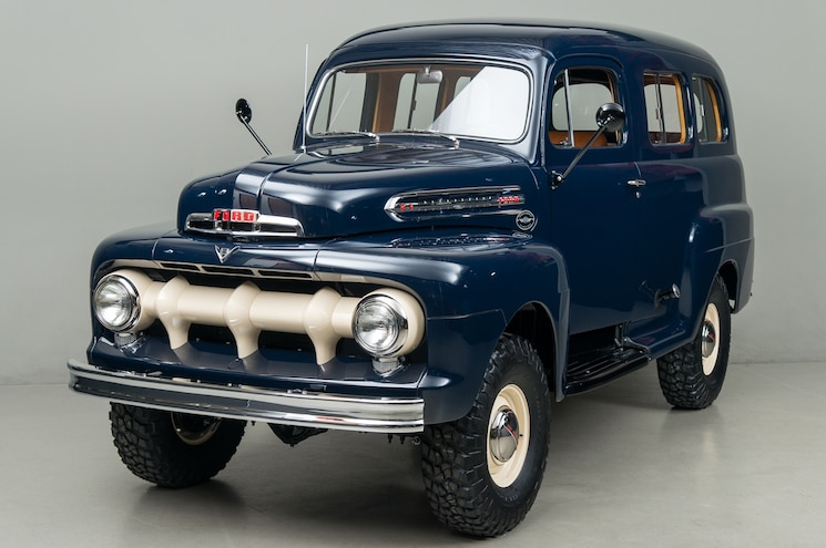 "Find of the Week: 1951 Ford F-1 Marmon-Herrington ""Ranger"""
