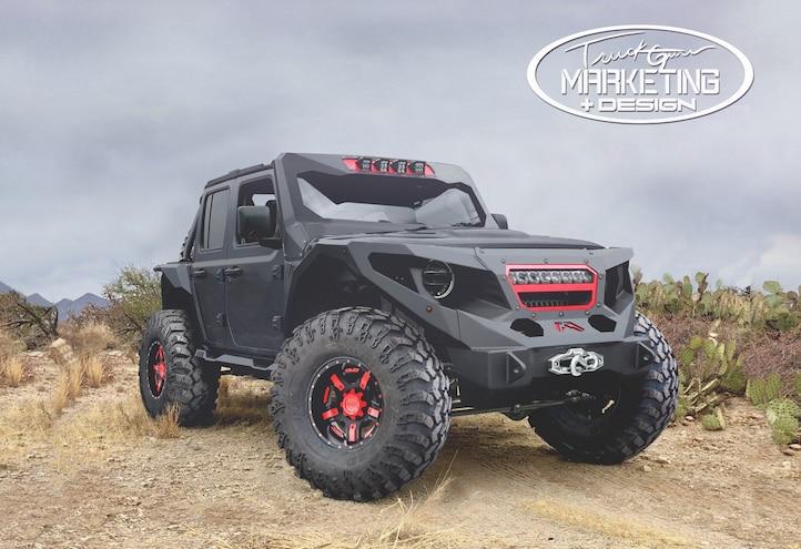 Tyler Malcosky 2018 Jeep Wrangler JL 2
