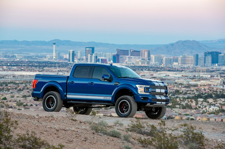 Ford Shelby F150 >> First Drive 2018 Shelby F 150