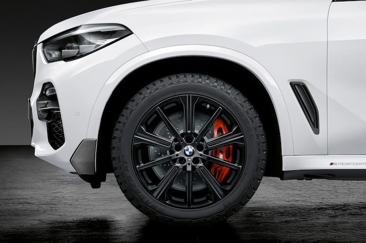 2019 Bmw X5 M Performance Exterior All Terrain Tire Package