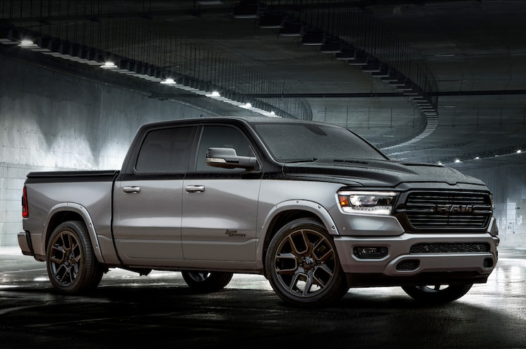 #MTSEMA18 – Mopar Customizes Two 2019 Ram 1500 Pickups for SEMA 2018