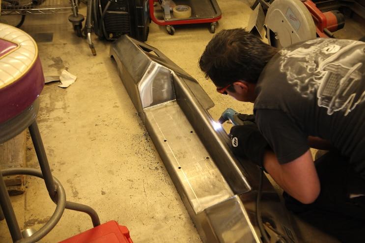 2003 Chevy Silverado Project Over Under Part 6.5 09