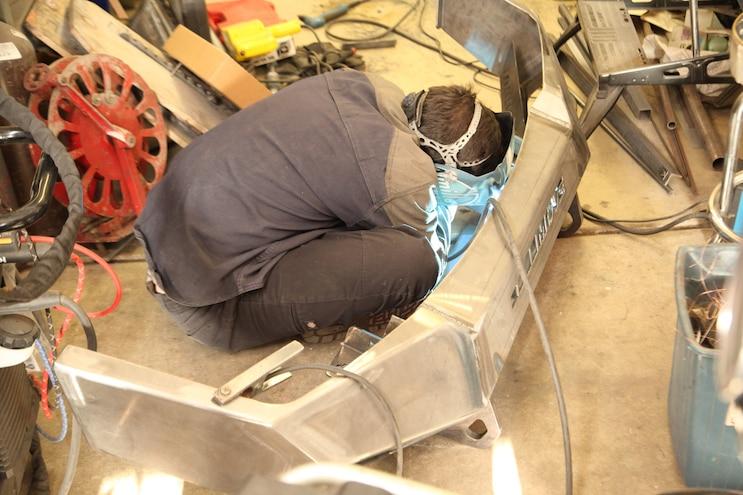 2003 Chevy Silverado Project Over Under Part 6.5 11