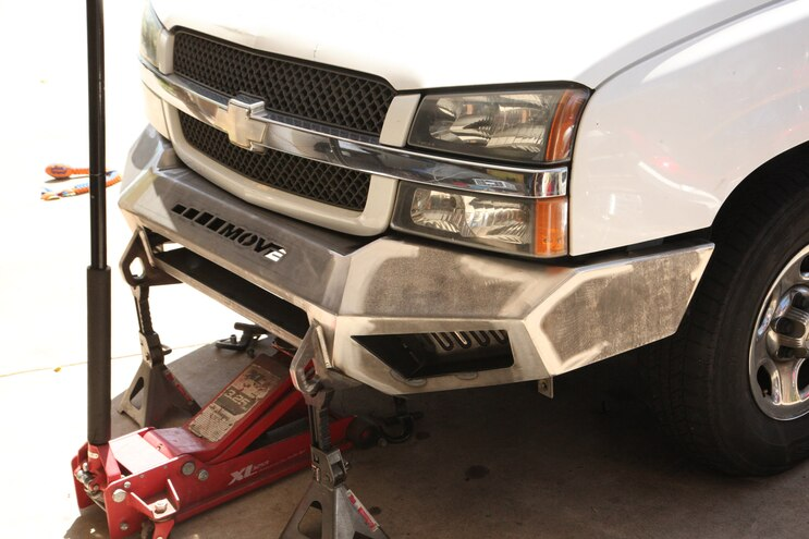 2003 Chevy Silverado Project Over Under Part 6.5 12