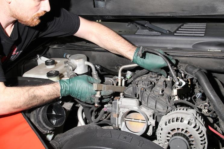 12 GM Truck Flex Fuel Coversion